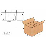 Cardboard Boxes FEFCO - 0225