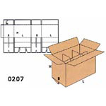 Cardboard Boxes FEFCO - 0207