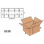 Cardboard Boxes FEFCO - 0230